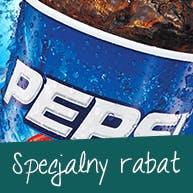 0,85L Pepsi za 5zł