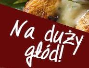 Zestaw Imprezowy , nie łączy się z żadnymi promocjami-dopłata do normalnej ceny , 2xPizza Gigant Capriciosa +2 L Pepsi +2 sosy