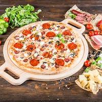 Z okazji  otwarcia druga pizza -50%