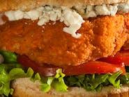 1. Kurczak burger XL