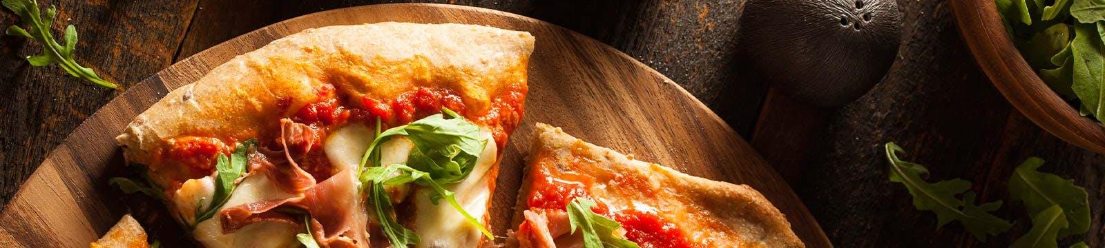 Pizzeria lokalna dla dużych <br>i małych!<br>