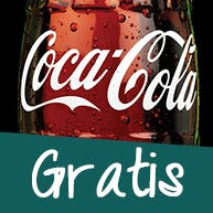 Do dwóch Mega pizz Cola, Fanta Lub Sprite 0,5 Gratis!