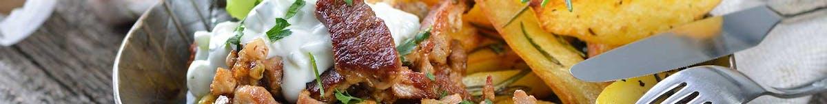 Sałatki + sosy