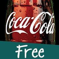 Coca cola zero  0,5 gratis