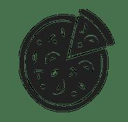 La 5 Pizza comandate primești o reducere de 20% din prețul total
