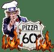PIZZA 60 - Pizza - Warszawa