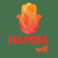 Hamsa Grill - Kebab, Kuchnia orientalna, Dania wegetariańskie, Dania wegańskie, Arabska, Z Grilla - Warszawa