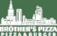 Brother's pizza Black and White - Pizza, Fast Food i burgery, Dania wegetariańskie, Kuchnia Amerykańska, Burgery, Kurczak, Z Grilla, Kuchnia Włoska - Warszawa