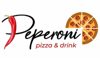 Peperoni Pizza & Drink