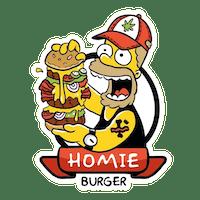 Homie Burger Skawina - Fast Food i burgery, Dania wegetariańskie, Kuchnia Amerykańska - Skawina