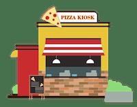 Restauracja Pizza Kiosk - Kraków - Pizza, Makarony, Burgery - Kraków