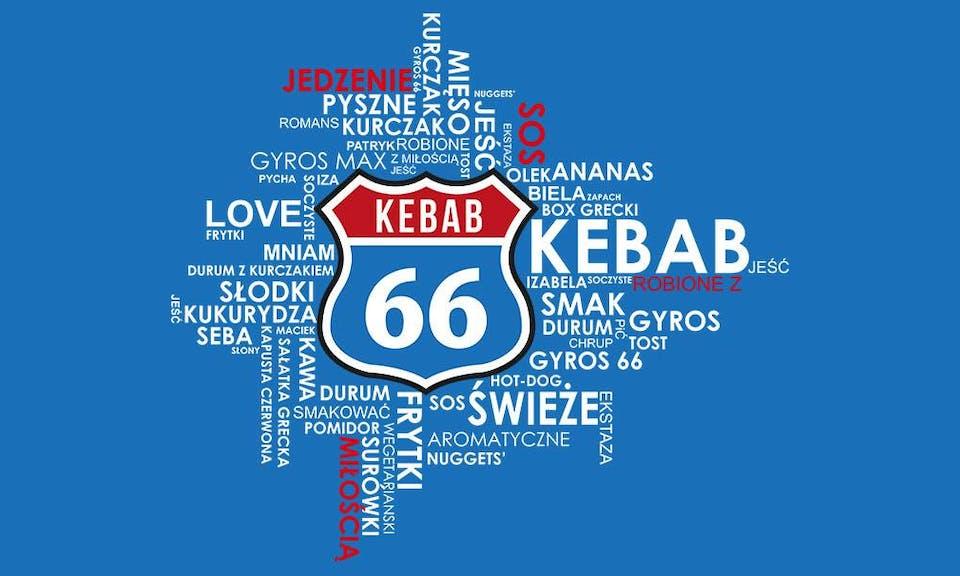 Kebab66 istnieje od 2012 r!