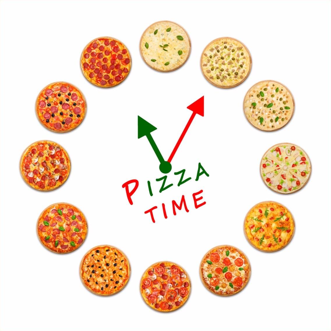 Druga pizza taka sama lub tańsza -20%