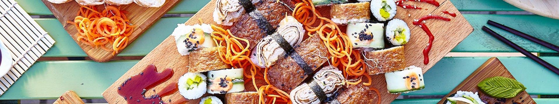 Pan Sushi to podobno najlepsze sushi w mieście !