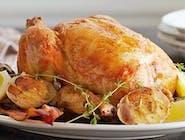 1. złocisty kurczak