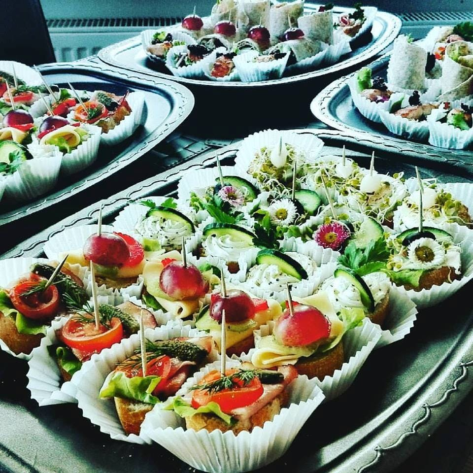 Menu Catering Poznań I Okolice