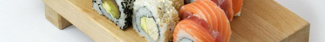 Sushi - Rainbow roll`s 5 szt.