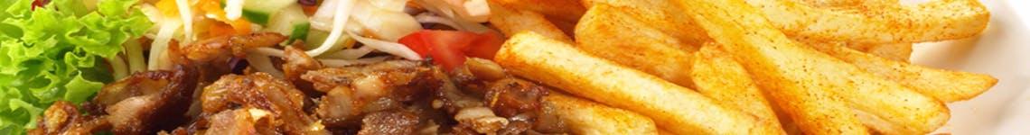 Kebaby (kubełek/talerz)