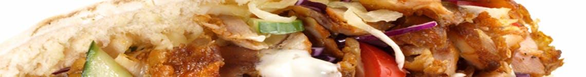 Kebaby (bułka/tortilla)