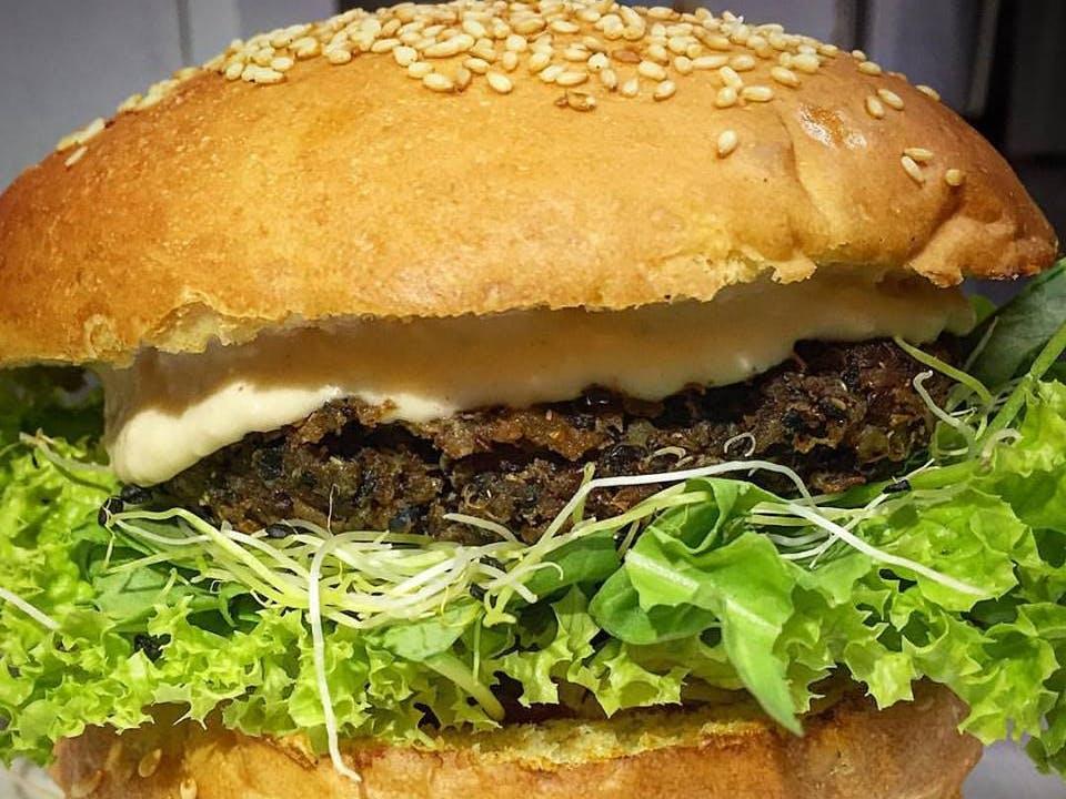 Burger X - tylko w październiku