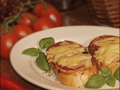 Pieczywo z salami