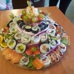 Tort sushi - zamówienia telefoniczne